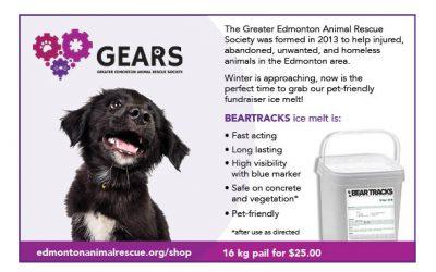 Greater Edmonton Animal Rescue Flyer