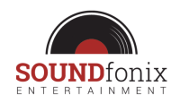 SOUNDfonix Entertainment Logo