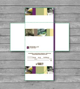 Douglas Printing CD Sleeve